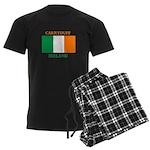 Carryduff Ireland Men's Dark Pajamas
