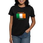 Carryduff Ireland Women's Dark T-Shirt