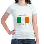Carryduff Ireland Jr. Ringer T-Shirt