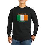 Carryduff Ireland Long Sleeve Dark T-Shirt