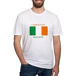 Carryduff Ireland Fitted T-Shirt