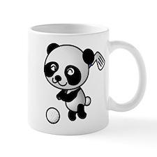 Panda Golfer Mug