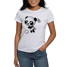 Panda Golfer Tee