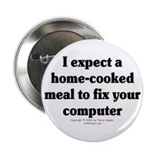 Expect Meal. Button