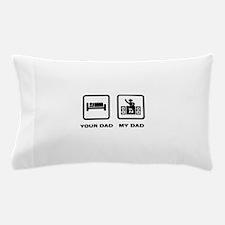 Disc Jockey Pillow Case