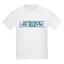 Lacrosse What Men Do T-Shirt