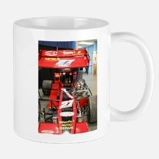 Red Hot Go Car Racer Mug