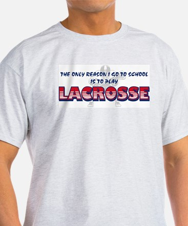 Lacrosse School T-Shirt