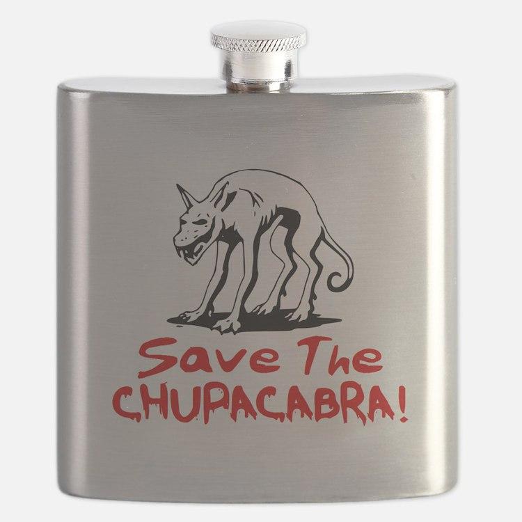 Save the Chupacabra! Flask