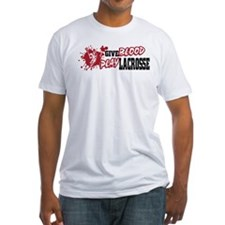 Lacrosse Give Blood Shirt