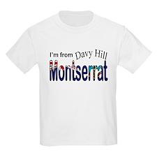 Davy Hill Montserrat Kids T-Shirt