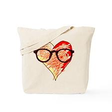 Geek Valentine Tote Bag