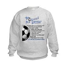 Soccer Top Ten Sweatshirt
