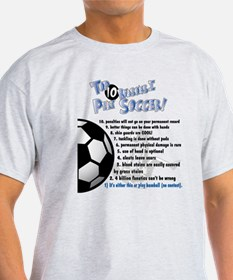 Soccer Top Ten T-Shirt
