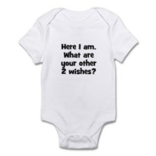 Here I am. What are your othe Infant Bodysuit