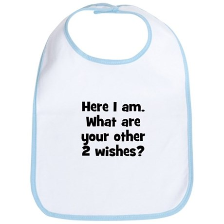 Here I am. What are your othe Bib