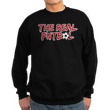 Soccer The Real Futbol Sweatshirt