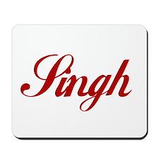 Singh name.png Mousepad