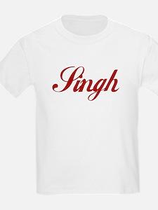 Singh name.png T-Shirt