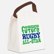Future Rugby All Star Boy Canvas Lunch Bag