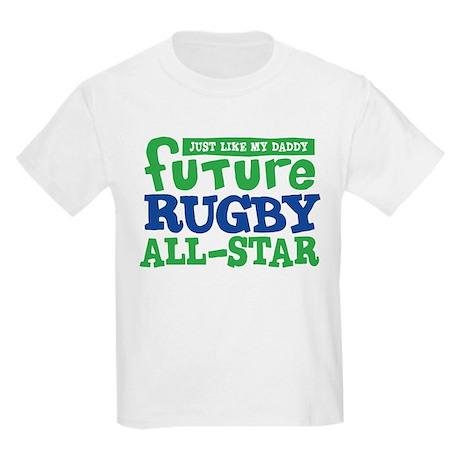 Future Rugby All Star Boy Kids Light T-Shirt