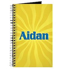 Aidan Sunburst Journal