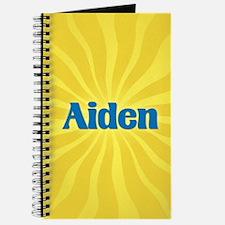 Aiden Sunburst Journal