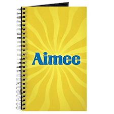 Aimee Sunburst Journal