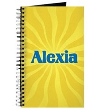 Alexia Sunburst Journal