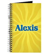 Alexis Sunburst Journal