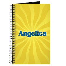 Angelica Sunburst Journal