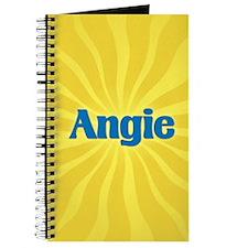 Angie Sunburst Journal