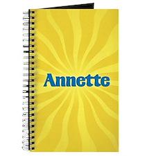 Annette Sunburst Journal