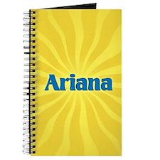 Ariana Sunburst Journal