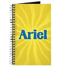 Ariel Sunburst Journal