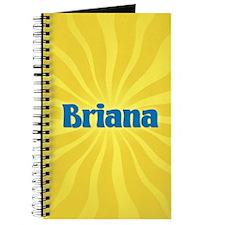 Briana Sunburst Journal