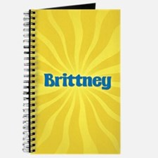 Brittney Sunburst Journal