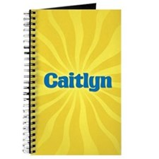 Caitlyn Sunburst Journal