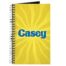 Casey Sunburst Journal