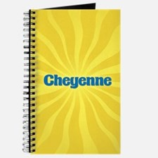 Cheyenne Sunburst Journal