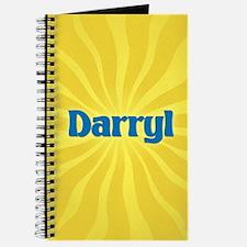Darryl Sunburst Journal
