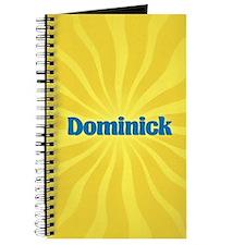 Dominick Sunburst Journal