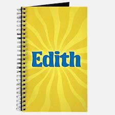 Edith Sunburst Journal