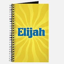Elijah Sunburst Journal