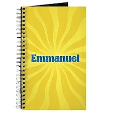 Emmanuel Sunburst Journal