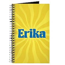 Erika Sunburst Journal