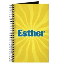 Esther Sunburst Journal