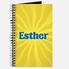 Esther Sunburst Journal