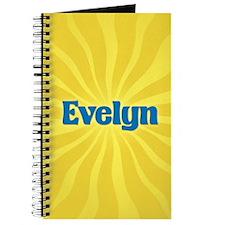 Evelyn Sunburst Journal