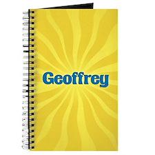 Geoffrey Sunburst Journal